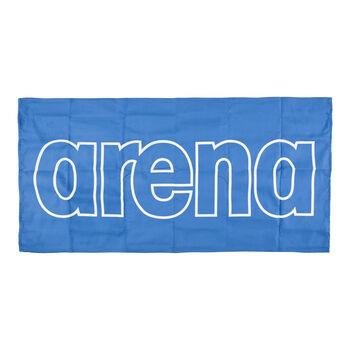 Arena Gym Smart Towel blau