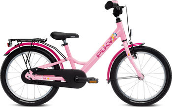 """PUKY YOUKE 18-1 Alu Fahrrad 18"""" pink"""