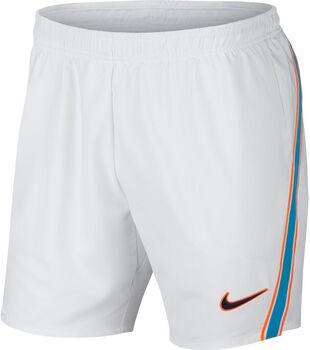Nike Court Flex Rafa Shorts Herren weiß