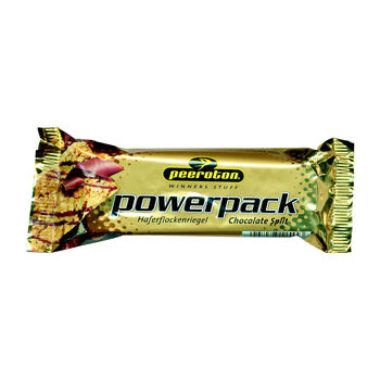 Peeroton Power Pack Riegel chocolate 70g braun