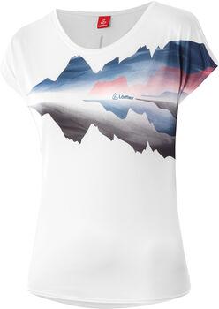 LÖFFLER Aero T-Shirt  Damen weiß