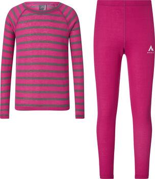 McKINLEY Yahto II & Yaal II Unterwäscheset pink