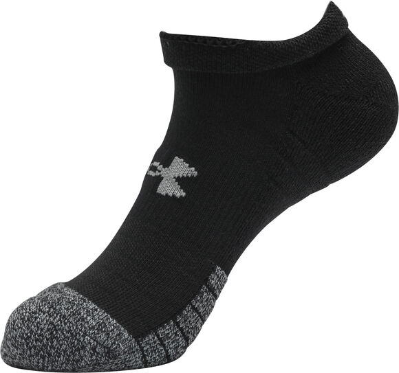 HeatGear® No Show  3-er Pack Socken