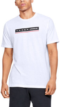 Under Armour Reflection T-Shirt Herren weiß