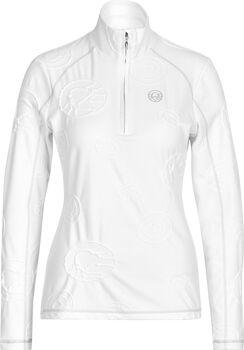 Sportalm  BergyDa. Skishirt langarm Damen weiß