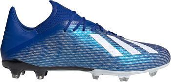 adidas X 19.2 FG Fußballschuhe Herren blau
