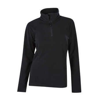 McKINLEY Cortina II Langarmshirt Damen schwarz