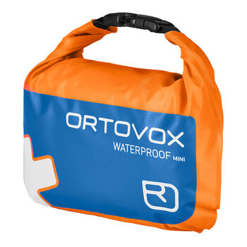 ORTOVOX First Aid Waterproof Rucksackapotheke orange