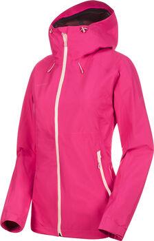 MAMMUT Convey Tour Hardshell Jacke Damen pink