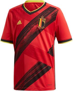 adidas Belgien 20/21 Heimtrikot rot