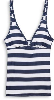 Esprit North Beach Bikinioberteil Damen blau
