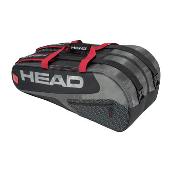 Head 9R Supercombi Tennistasche schwarz