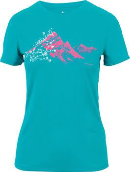 McKINLEY Rossa T-Shirt  Damen blau