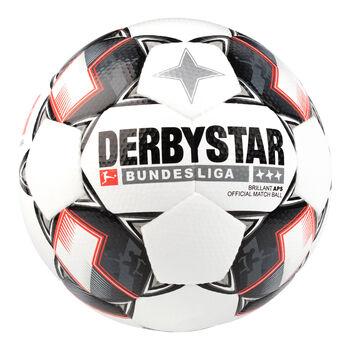 Derbystar BL Brillant APS Fußball weiß