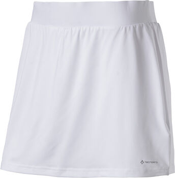 TECNOPRO TRANCINE Tennisrock Damen weiß
