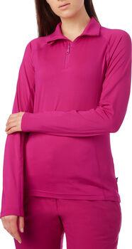 McKINLEY Rio Langarmshirt Damen pink