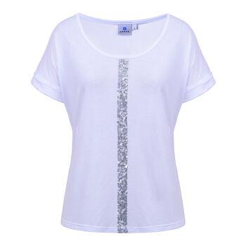 Luhta Doris L T-Shirt Damen weiß