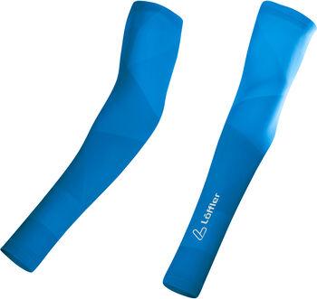 LÖFFLER Style Ärmlinge blau