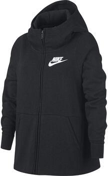 Nike G Nsw Hoodie Fz Pe Kapuzenjacke schwarz