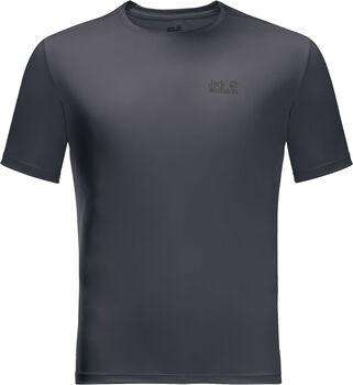Jack Wolfskin Tech T-Shirt Herren grau