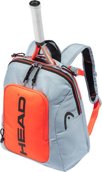 Head Rebel Tennisrucksack grau
