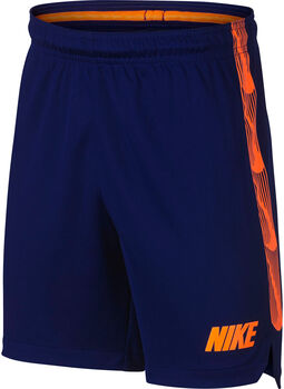 Nike Dry Sqd Short K blau