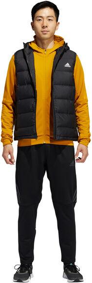 AEROREADY 3-Streifen Cold Weather Knit Kapuzenjacke