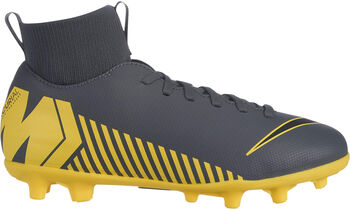 Nike Vapor 6 Club MG Fußballschuhe Jungen grau