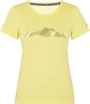 McKINLEY Rakka  T-Shirt Damen gelb