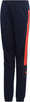 ADIDAS Athletics Club French Terry Hose Jungen blau