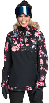 Roxy Shelter Snowboardjacke Damen schwarz