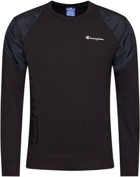 Champion Crewneck Sweater Herren schwarz