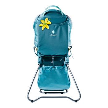 deuter Kid Comfort Active Rückentrage blau