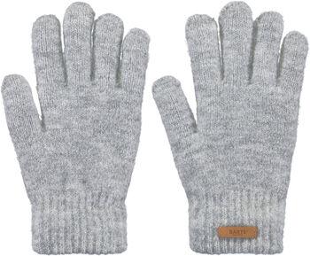 Barts Witzia Handschuhe Damen grau