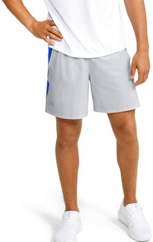 "Under Armour LAUNCH SW7"" Shorts Herren grau"