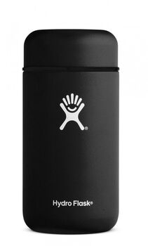 Hydro Flask Food Flask Thermoskanne schwarz