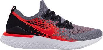 Nike Epic React Flyknit 2 Laufschuhe Herren grau