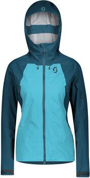 SCOTT xplorair 3L Snowboardjacke Damen blau