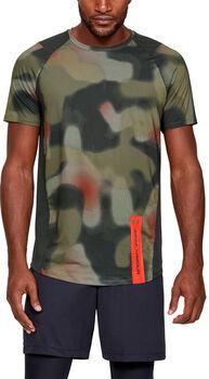 Under Armour MK1 Printed T-Shirt Herren grün