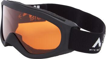 McKINLEY Snowfoxy Skibrille Jungen schwarz