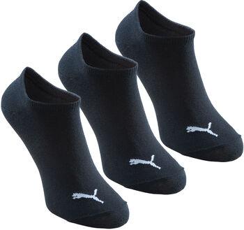 Puma Invisible 3er Pack Socken schwarz