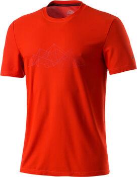McKINLEY Active Klay Shirt Herren rot