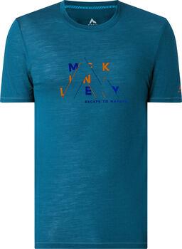 McKINLEY Hicks T-Shirt Herren blau