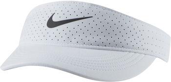 Nike Court Advantage Visor Kappe weiß