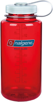 Nalgene Wide Mouth 1l Trinkflasche rot