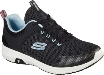 Skechers Ultra Flex Fitnessschuhe Damen schwarz