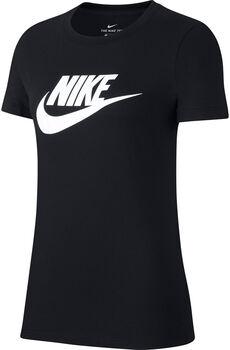 Nike Sportswear Essential T-Shirt Damen schwarz