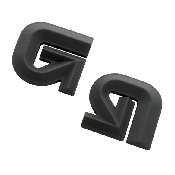 Aluminum Logo Antirutschmatte