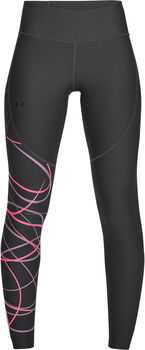Under Armour VANISH GRAPHIC Tights Damen grau
