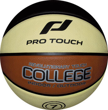 PRO TOUCH College Basketball schwarz